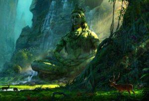 धर्म एवं आस्थाः भगवान शिव के पास डमरू, त्रिशूल, नाग व चंद्रमा कैसे आये ? जानिए अदभुत रहस्य ?